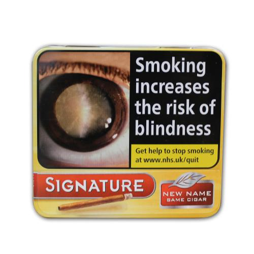 Signature Original Cigar - Tin of 10