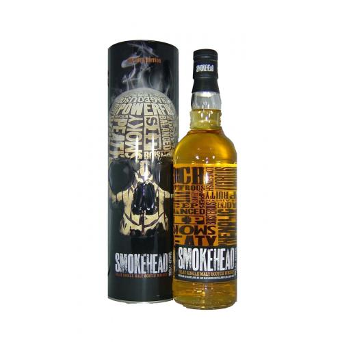 Smokehead The Rock Edition - 70cl 43%