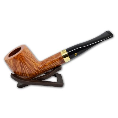 Peterson Gold Mounted Supreme Natural 106 Pipe