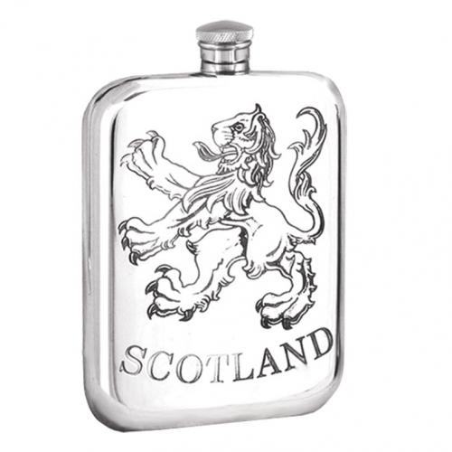 6oz Pewter Hip Flask - TSF639