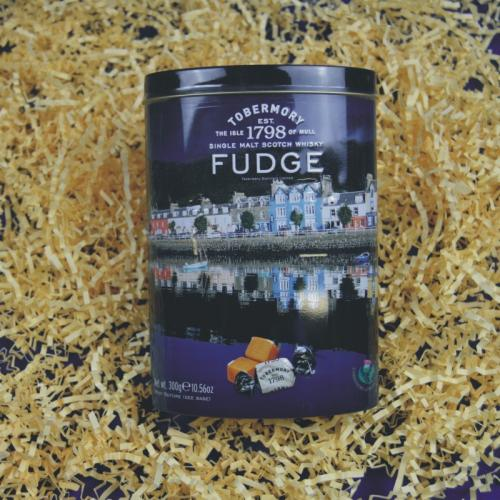 Tobermory Malt Whisky Fudge