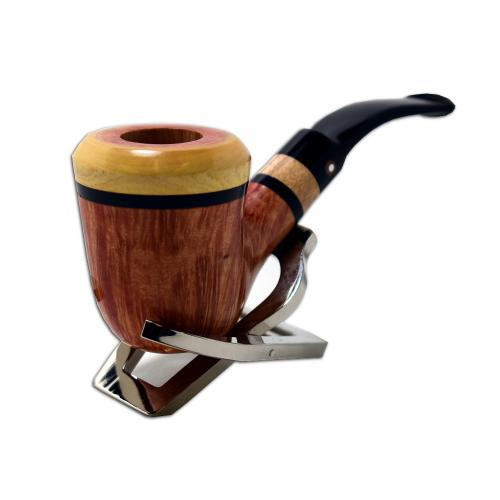Tommaso Spanu Lemon Wood Pipe (ART0017)