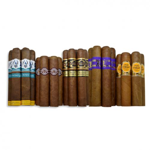Top Up Your Humidor Mixed Box Special - 25 Cigars
