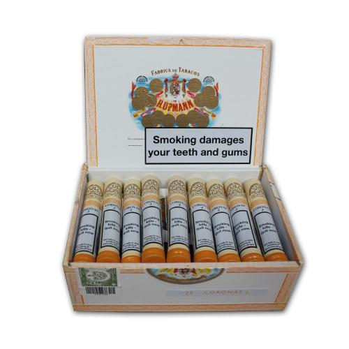 H. Upmann Coronas J Tubed Cigar - Box of 25
