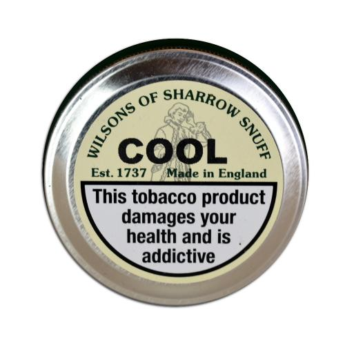 Wilsons of Sharrow - Cool - Large Tin - 20g (END OF LINE)