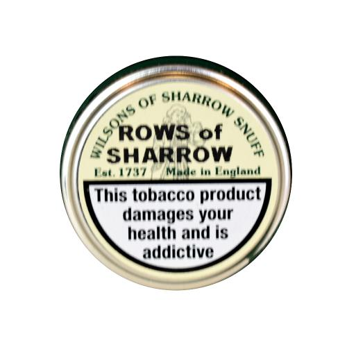 Wilsons of Sharrow - Rows of Sharrow - Small Tin - 5g