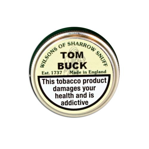 Wilsons of Sharrow - Tom Buck Snuff - Small Tin - 5g