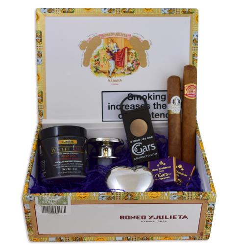 Wine Lovers Christmas Gift Box