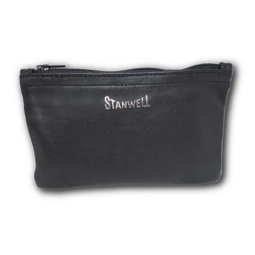 Stanwell Leather Zipper Tobacco Pouch