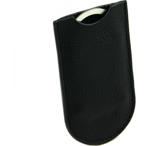 Adorini Leather Black Case For Slim Cutters