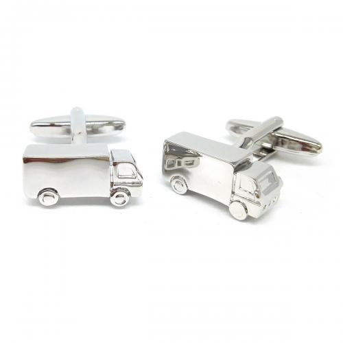 Lorry Truck Personalised Cufflinks