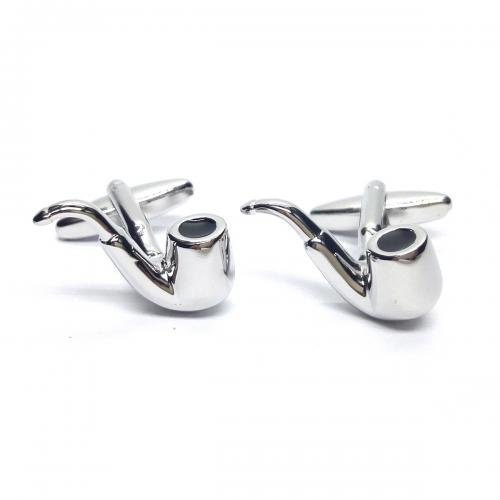 Smokers Pipe Cufflinks