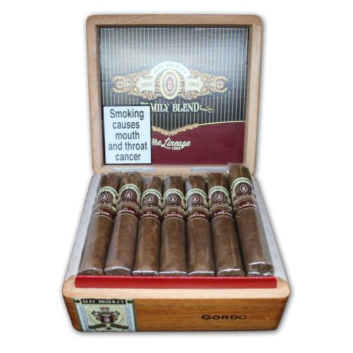 Alec Bradley The Lineage Gordo Cigar - Box of 20
