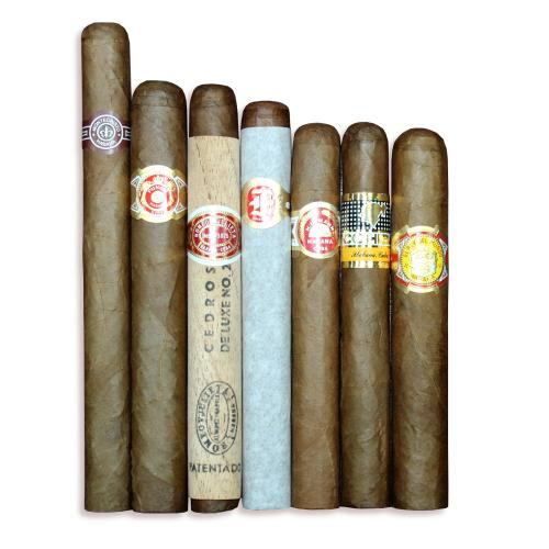 All Day Long Sampler - 7 Cigars
