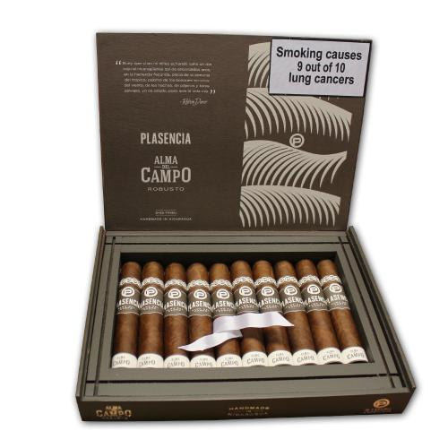Plasencia Alma Del Campo Tribu Cigar - Box of 10