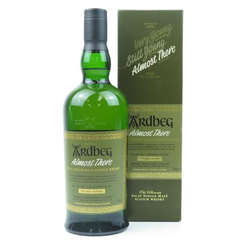 Ardbeg Almost There Single Malt Scotch Whisky - 70cl 54.1%