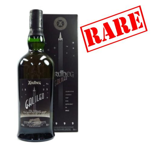 Ardbeg Galileo 1999 Single Malt Scotch Whisky - 70cl 49%