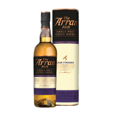 Arran Madeira Cask Finish Single Malt Scotch Whisky - 70cl 50%