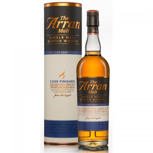 Arran Port Cask Finish Single Malt Scotch Whisky - 70cl 50%