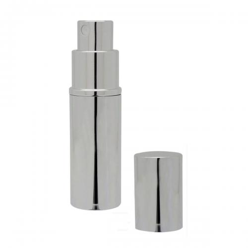 Silver Plated Personalised Perfume Atomiser