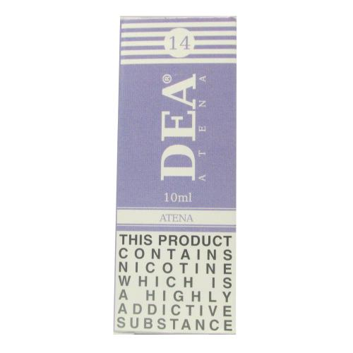 DEA Atena Vape E- Liquid 3 x 10ml 14mg