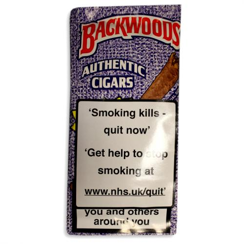 Backwoods Ruby - 5 pack cigars