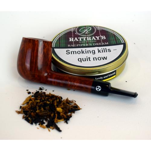 Rattrays Bagpipers Dream Pipe Tobacco 50g (Tin)