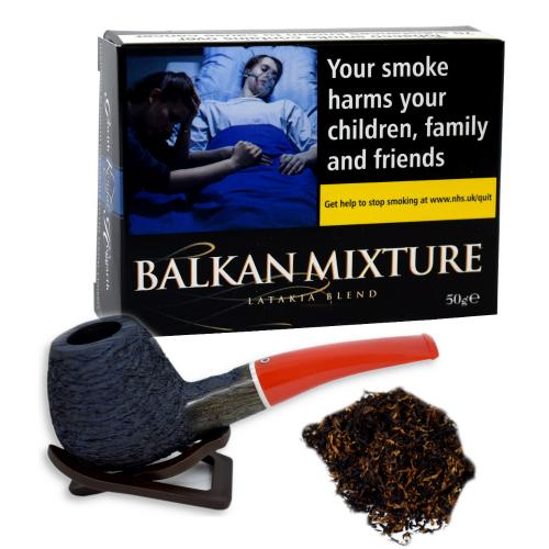 Kendal Balkan Mixture Pipe Tobacco 50g (Tin)