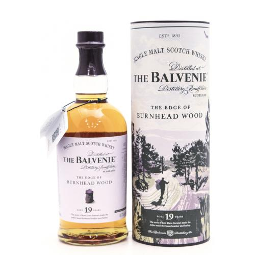 Balvenie 19 year old Edge of Burnhead Wood Stories - 48.7% 70cl
