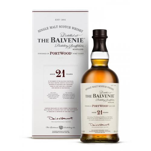Balvenie 21yo Port Wood Finish - 40% 70cl