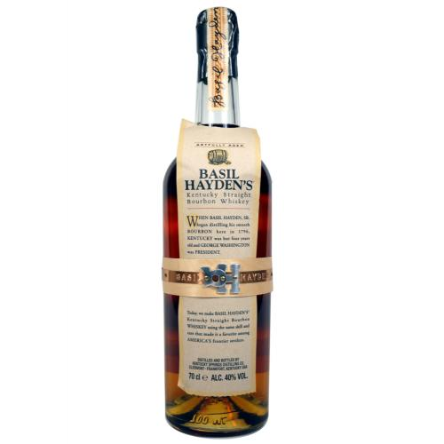 Basil Haydens Kentucky Straight Bourbon Whiskey - 70cl 40%