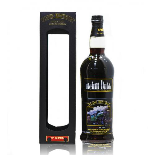 Beinn Dubh Flying Scotsman Single Malt Scotch Whisky - 70cl 43%