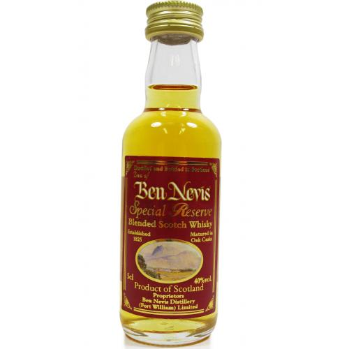 Dew of Ben Nevis Deluxe Miniature - 5cl 40%