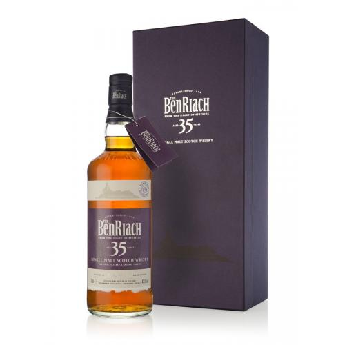 BenRiach 35 Year Old - 70cl 42.5%