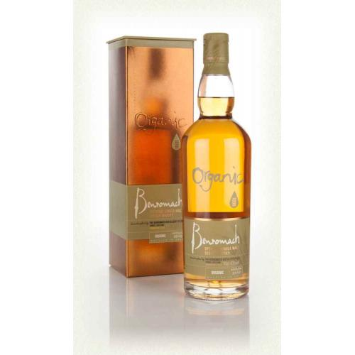 Benromach Organic 2010 Single Malt Scotch Whisky - 70cl 43%