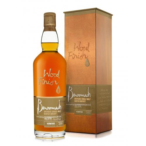 Benromach Hermitage Wood Finish 2005 Whisky - 70cl 45%