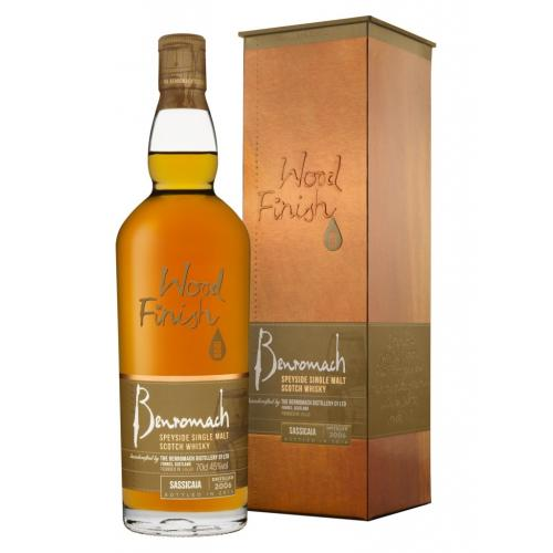 Benromach Sassicaia Wood Finish 2009 Single Malt Scotch Whisky - 70cl 45%