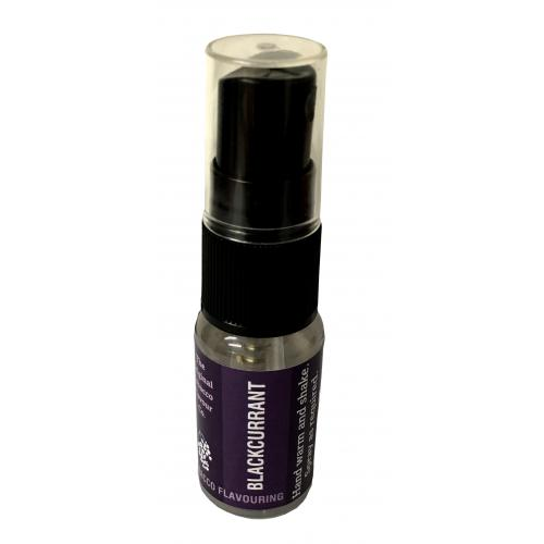 Blackcurrant Tobacco Flavouring Spray - 15ml