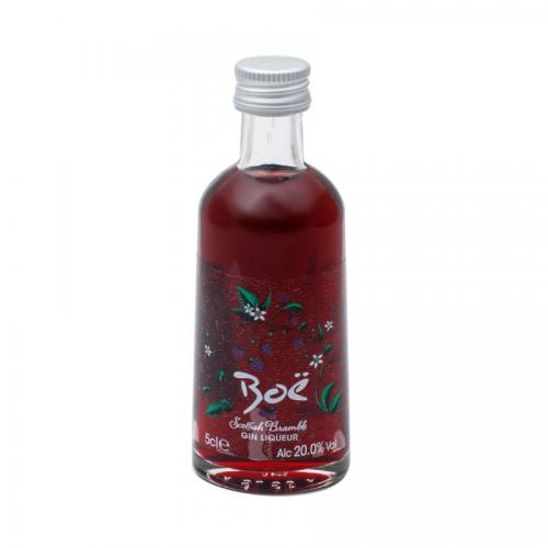 Boe Scottish Bramble Gin Miniature - 5cl 46%