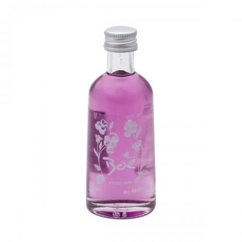 Boe Violet Gin Miniature - 5cl 41.5%