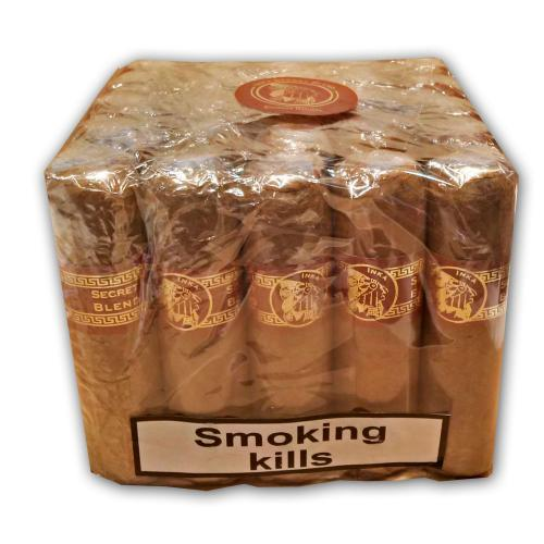 Inka Secret Blend - Red Bombaso Maduro Cigar - Bundle of 25