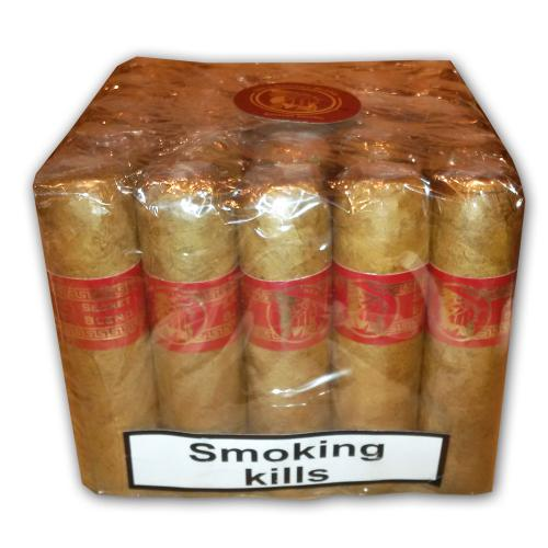 Inka Secret Blend - Red Bombaso Natural Cigar - Bundle of 25