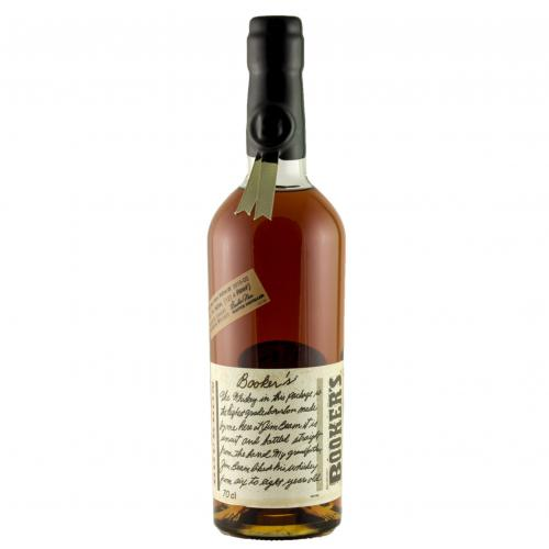Bookers Bourbon Kentucky Straight Whiskey - 70cl 63.7%