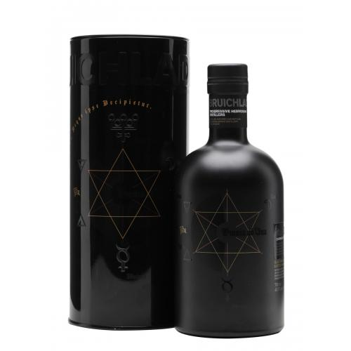 Bruichladdich 21 Year Old 1989 Black Art 2 Whisky - 70cl 49.7%