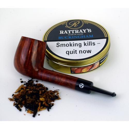 Rattrays Buckingham Pipe Tobacco (Tin)