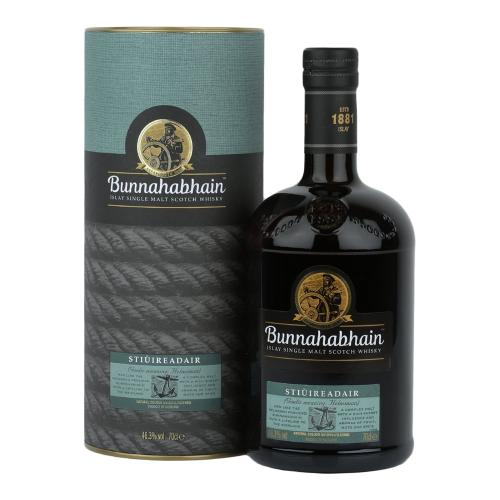 Bunnahabhain Stiuireadair Single Malt Scotch Whisky - 70cl 46.3%