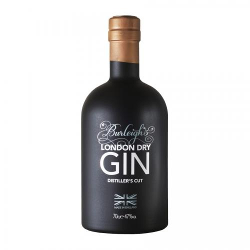Burleighs Distillers Cut London Dry Gin - 70cl 47%