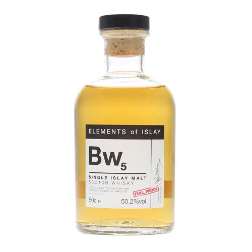 Bw5 Elements of Islay Whisky - 50cl 50.2%