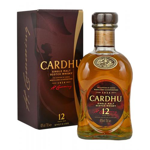 Cardhu 12 Year Old - 40% 70cl