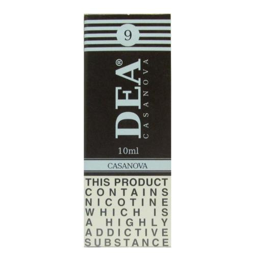 DEA Casanova Vape E- Liquid 3 x 10ml 09mg